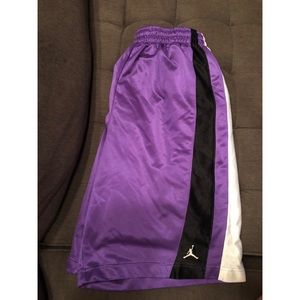 Jordan brand men's gym shorts
